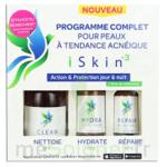 ISKIN  programme complet peaux à tendance acnéique à Auterive